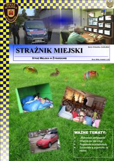 Strażnik Miejski nr 1(11)