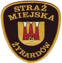 logo Straży Miejskiej w Żyrardowie